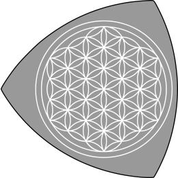 Lasergravur einer Grafik