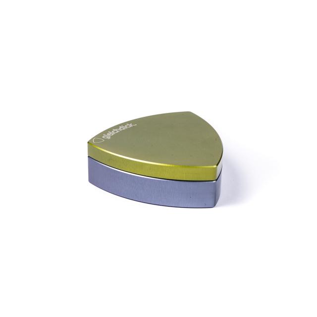 Gleichdick Container, Steelblue