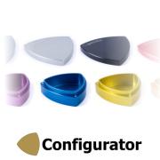 Custom Gleichdick-Container