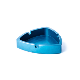 Gleichdick-Ashtray, Blue