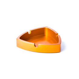 Gleichdick-Ashtray, Orange