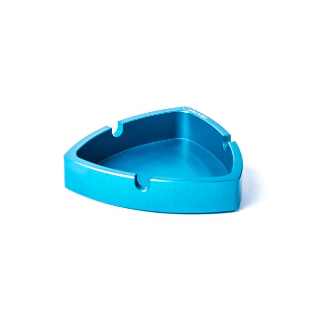 Gleichdick-Ashtray, Turquoise