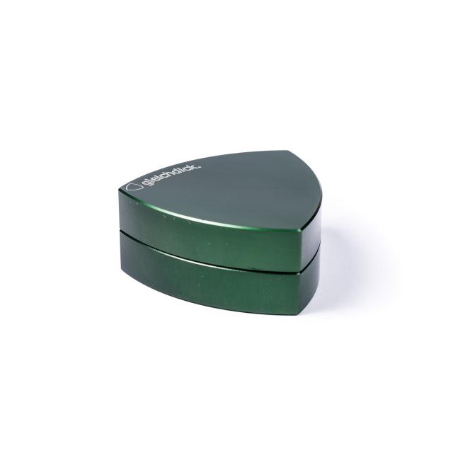 2-part-Gleichdickgrinder, Green