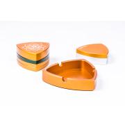 "Connaisseur-Set | Orange/Grün - ""Om"""